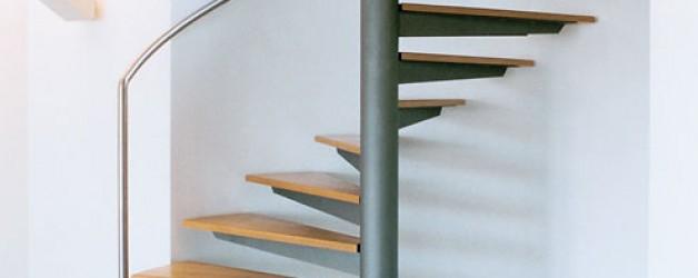 Винтовая лестница, Лейпциг 1