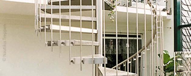 Винтовая лестница, Шварценбах