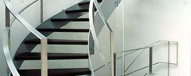 Изогнутая лестница, Любек
