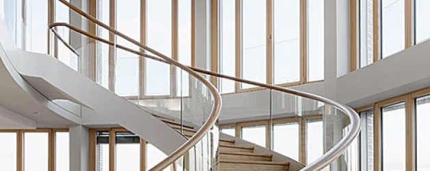Изогнутая лестница, Пфорцхайм