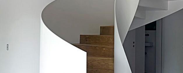 Круглая лестница, Берлин 3