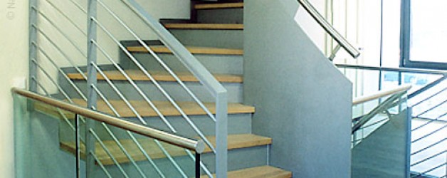 Круглая лестница, Лейпциг 2