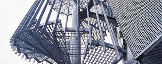 Наружная лестница, Лейпциг 2