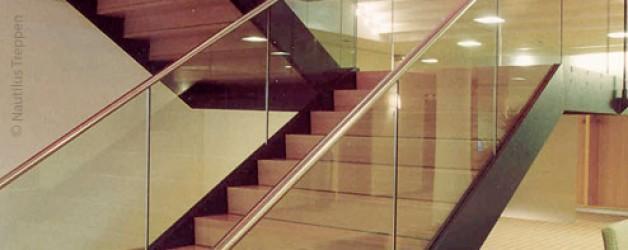 Прямая лестница, Бад Наухайм