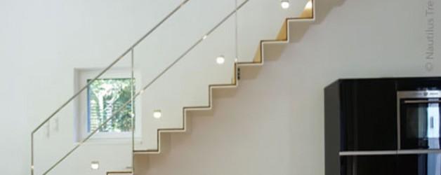 Прямая лестница, Берлин 1