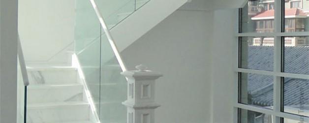 Прямая лестница, Пекин