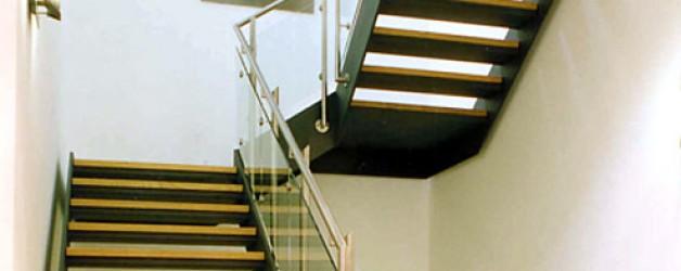 Прямая лестница, Шляйц