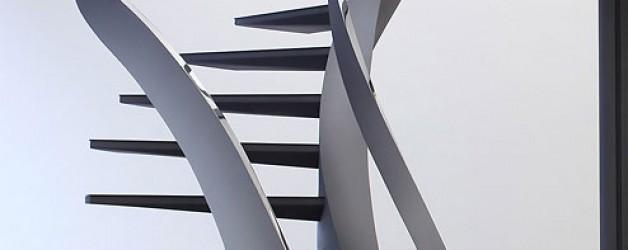Скульптурная лестница, Франкфурт на Майне