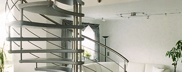 Винтовая лестница N 2000, Вестхайм