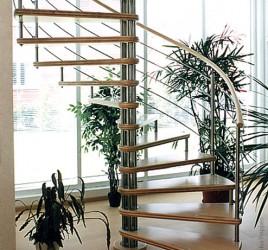 Винтовая лестница N 2000, Ваберн