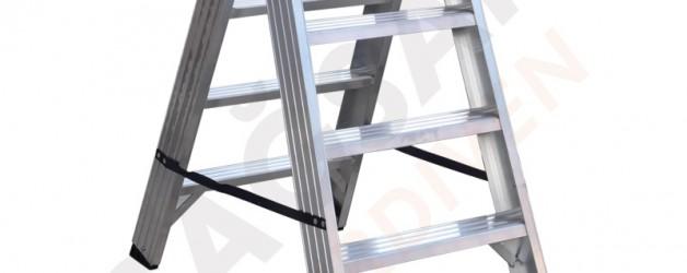 Двухсторонние алюминиевые лестницы Эверест