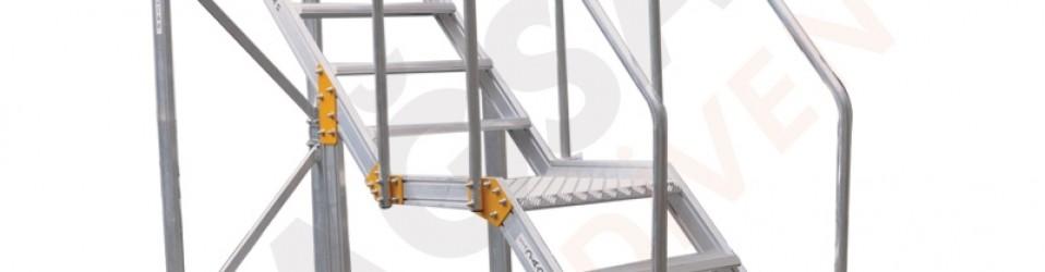 Алюминиевые рабочие платформы