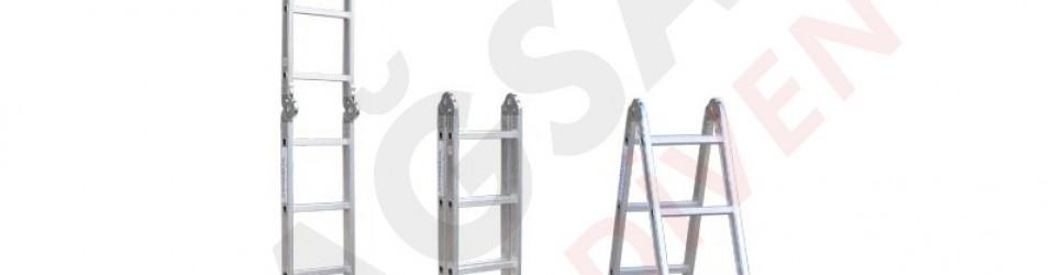 Алюминиевые складные лестницы