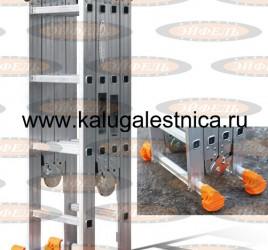 Лестница трансформер 2х3+2х4 Классик