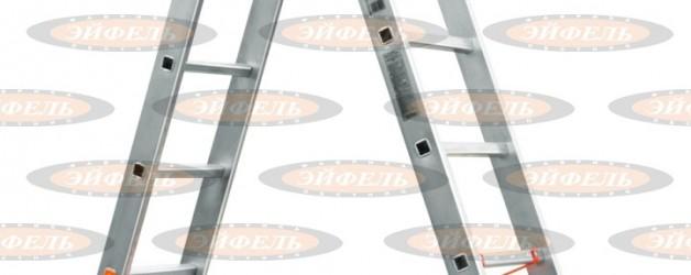 Двухсекционная лестница Классик 2х8