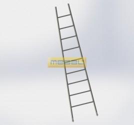 Лестница-трапеция ЛПНА 3,0