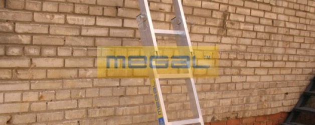 Лестница складная колодезная ЛК (ЛСМС)