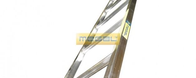 Лестницы навесные алюминиевые с кронштейнами ЛНАстк-2,5 и ЛНАстк-4,0