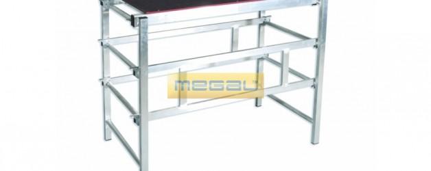 Подмости разборные алюминиевые ПРА 600 (класс «Профи»)