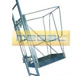 Площадка, навешиваемая на лестницы ПЛА — 1200-0,6*0,55