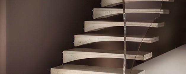 Лестницы для дома фабрики Marretti