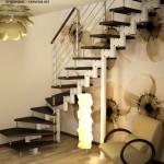 П-образная лестница №3
