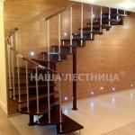 П-образная лестница №6