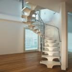 Модульная деревянная лестница Concorde