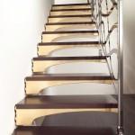 "Лестница ""Крыло чайки"""
