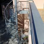 Винтовая лестница для улицы N 5000, Мюнхен