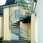 Наружная лестница, Цойленрода-Трибес 3