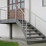 Наружная лестница, Цойленрода-Трибес 2