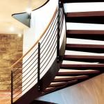 Изогнутая лестница, Йена 1