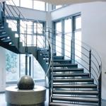 Изогнутая лестница, Берг  Бад Штебен