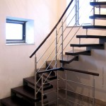 Больцевая лестница N 6000, Москва