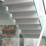 Прямая лестница, Дублин