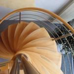 Винтовая лестница N 2000, Бад Наухайм