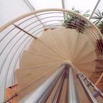 Винтовая лестница N 2000