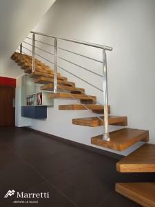 Лестницы для коттеджа из Италии