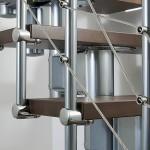 Модульная лестница Long Line