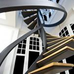 Скульптурная лестница, Брекерфельд