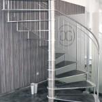 Винтовая лестница, Лейпциг 2
