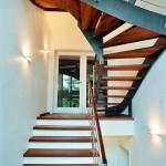Металлическая лестница на тетивах N 4000, Альсбах - Хенляйн