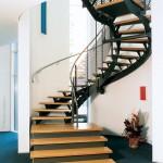 Круглая лестница, Меране