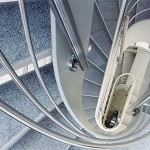 Круглая лестница, Людвигсхафен