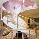Круглая лестница, Москва
